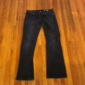 Miss me boot cut size 30